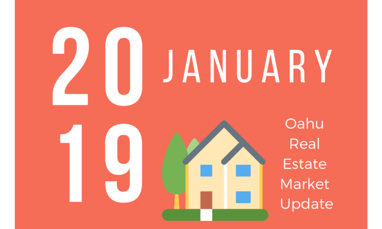 Oahu January 2019 Market Update